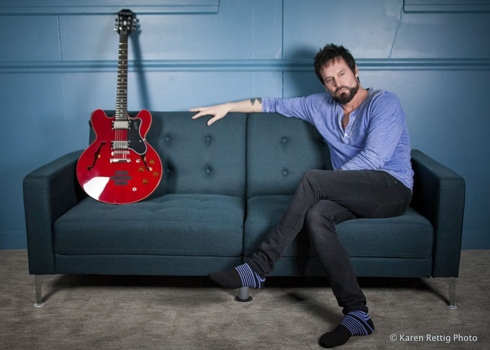 Jam Alker musician in recovery