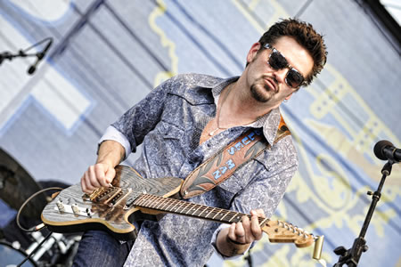 Mike Zito musician in recovery